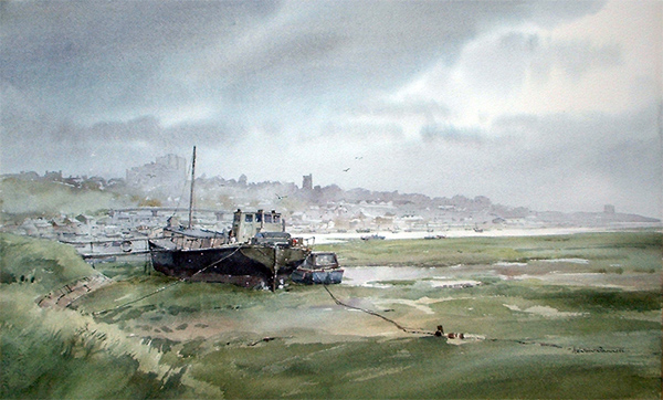 Ashton Cannell: Uncertain Weather, Leigh-on-Sea, Essex