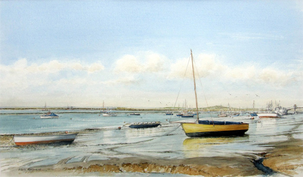 Edwin Meayers: West Mersea