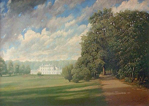 Jack Rolfe: Kenwood House, Hampstead