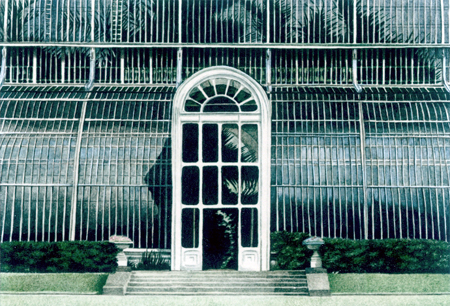 Liz Butler: The Palm House, Kew