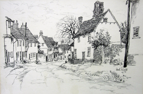 Study of an East Anglian Village