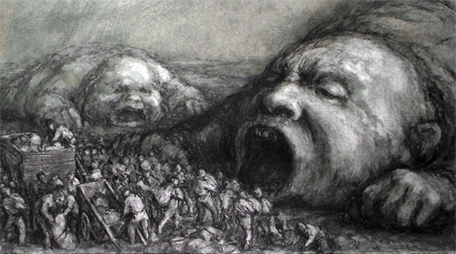Paul Rumsey: Mouths