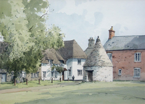 Stanley Orchart: The Lock Up, Harrold, Bedfordshire