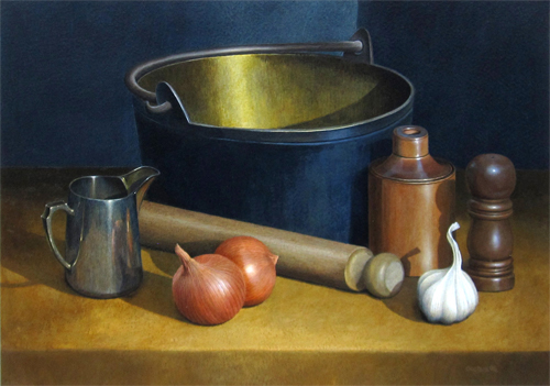 Tim Gustard: The Kitchen Table