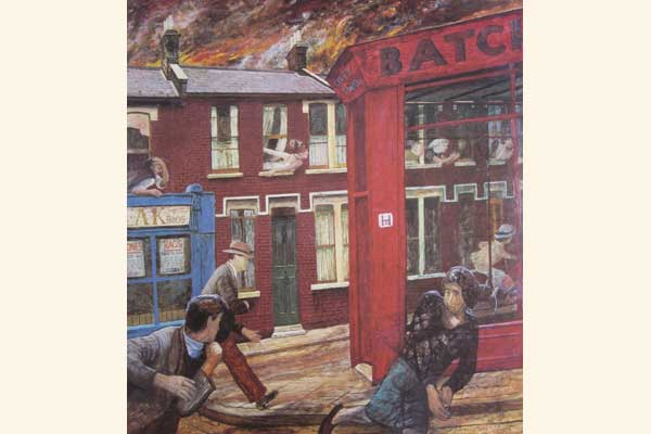 Carel Weight: The Day of Doom